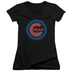 Image for Cheap Trick Girls V Neck - Cheap Cub