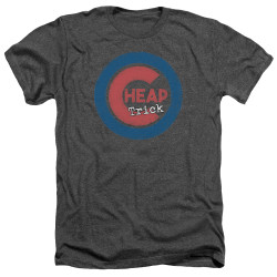 Image for Cheap Trick Heather T-Shirt - Cheap Cubs