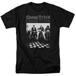 Image for Cheap Trick T-Shirt - Bikes