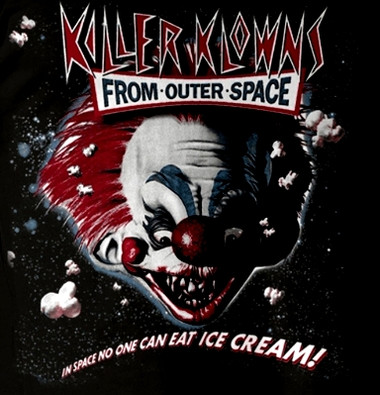 Image for Killer Klowns from Outer Space T-Shirt