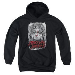 Image for Black Veil Brides Youth Hoodie - Coffin Queen