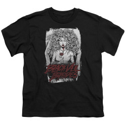 Image for Black Veil Brides Youth T-Shirt - Coffin Queen