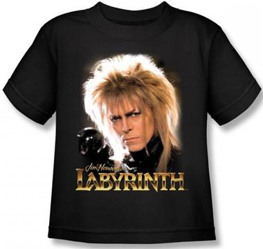 Image for Labyrinth Kids T-Shirt - Jareth