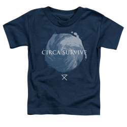 Image for Circa Survive Toddler T-Shirt - Storm