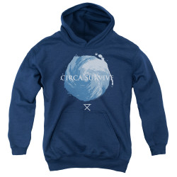 Image for Circa Survive Youth Hoodie - Storm