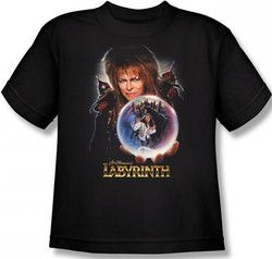 Image for Labyrinth Youth T-Shirt - I Have a Gift