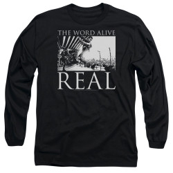 Image for The Word Alive Long Sleeve Shirt - Live Shot