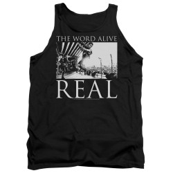 Image for The Word Alive Tank Top - Live Shot