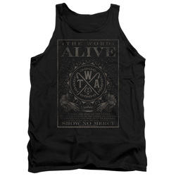 Image for The Word Alive Tank Top - Show No Mercy