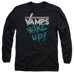 Image for The Vamps Long Sleeve Shirt - Wake Up