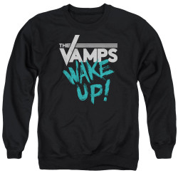 Image for The Vamps Crewneck - Wake Up
