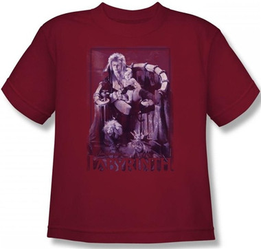 Image for Labyrinth Youth T-Shirt - Goblin Baby