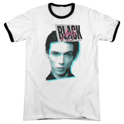 Image for Andy Black Ringer - Raised Eyebrow