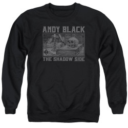 Image for Andy Black Crewneck - The Shadow Side