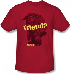 Labyrinth T-Shirt - Ludo Friend