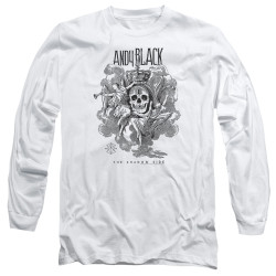 Image for Andy Black Long Sleeve Shirt - Trumpets Sound