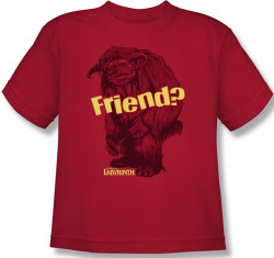 Labyrinth Youth T-Shirt - Ludo Friend