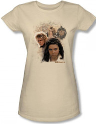 Image for Labyrinth Girls Shirt - Turn Back Sarah
