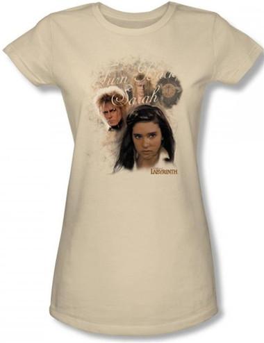 Image for Labyrinth Girls Shirt - Turn Back Sarah
