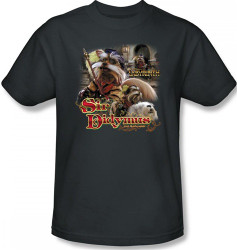 Labyrinth T-Shirt - Sir Didymus
