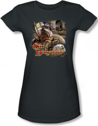 Labyrinth Girls Shirt - Sir Didymus