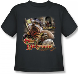 Image for Labyrinth Kids T-Shirt - Sir Didymus