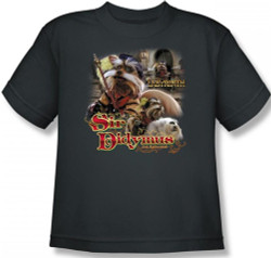 Image for Labyrinth Youth T-Shirt - Sir Didymus