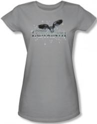 Image for Labyrinth Girls Shirt - Owl Logo