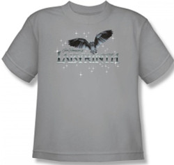Image for Labyrinth Youth T-Shirt - Owl Logo