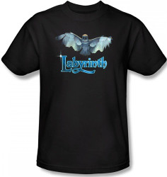 Image for Labyrinth T-Shirt - Title Sequence