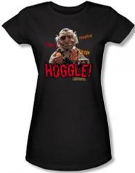 Image for Labyrinth Girls Shirt - Hoggle