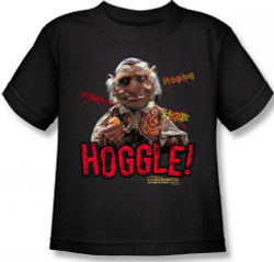 Labyrinth Kids T-Shirt - Hoggle