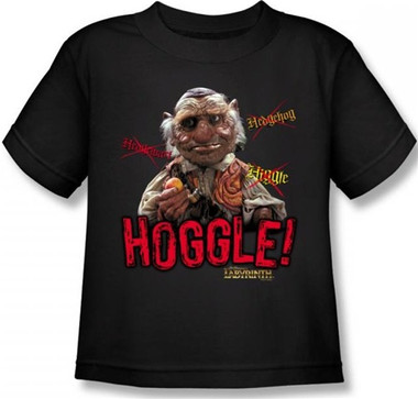 Image for Labyrinth Kids T-Shirt - Hoggle