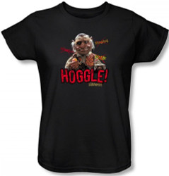 Image for Labyrinth Womens T-Shirt - Hoggle