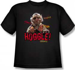 Image for Labyrinth Youth T-Shirt - Hoggle