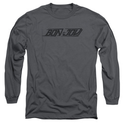 Image for Bon Jovi Long Sleeve Shirt - New Logo