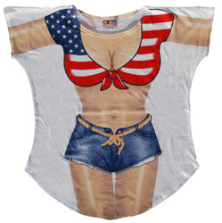 Image for Miss America Cover Up T-Shirt