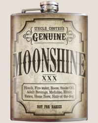 Image for Trixie & Milo Moonshine Hip Flask