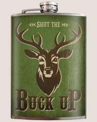 Image for Trixie & Milo Shut the Buck Up Hip Flask