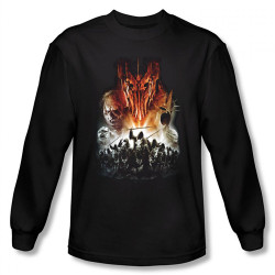 Image for Lord of the Rings Evil Rising Long Sleeve T-Shirt