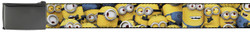Image for Despicable Me Belt - Minions Stacked