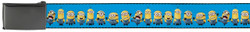 Image for Despicable Me Belt - Minions Standing Lineup