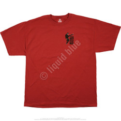 Image for Monty Python - Ministry Of Silly Walks Red T-Shirt