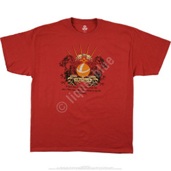 Image for Monty Python - Antioch Red T-Shirt