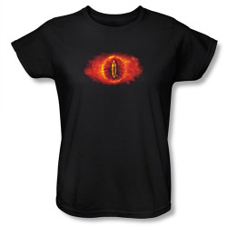 Image for Lord of the Rings Woman's T-Shirt - Eye of Sauron