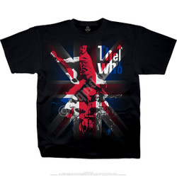 Image for The Who The Leap Black Athletic T-Shirt