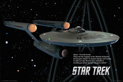 Image for Star Trek Poster - Enterprise