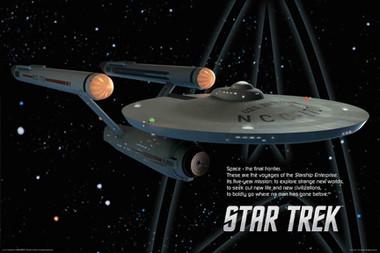 Image for Star Trek Poster - Enterprise