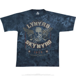Image for Lynyrd Skynyrd Gimme Back My Bullets Tie-Dye T-Shirt