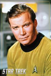Image for Star Trek Poster - Kirk